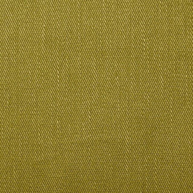 リネン&コットン混×無地(アボカド)×サージストレッチ_全4色 イメージ1