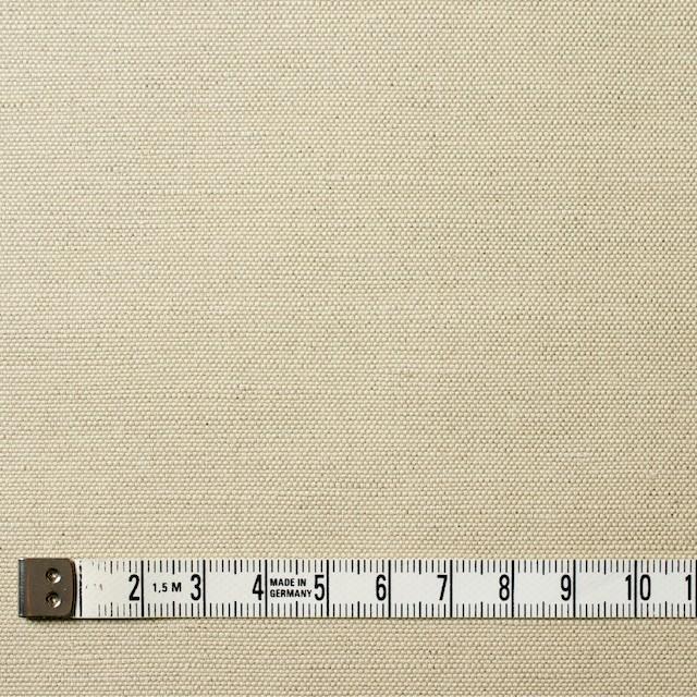 コットン&リネン×無地(キナリ)×キャンバス イメージ4