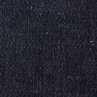 コットン×無地(インディゴ)×デニム