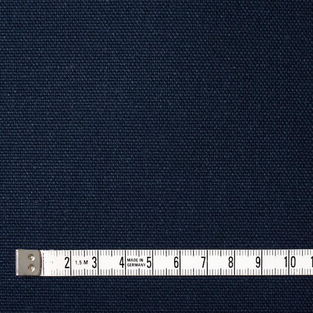 コットン×無地(ネイビー)×7号帆布(パラフィン加工)_全6色 イメージ3
