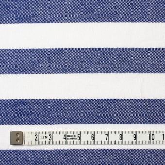 コットン×ボーダー(ネイビー)×オックスフォード_全3色 サムネイル4