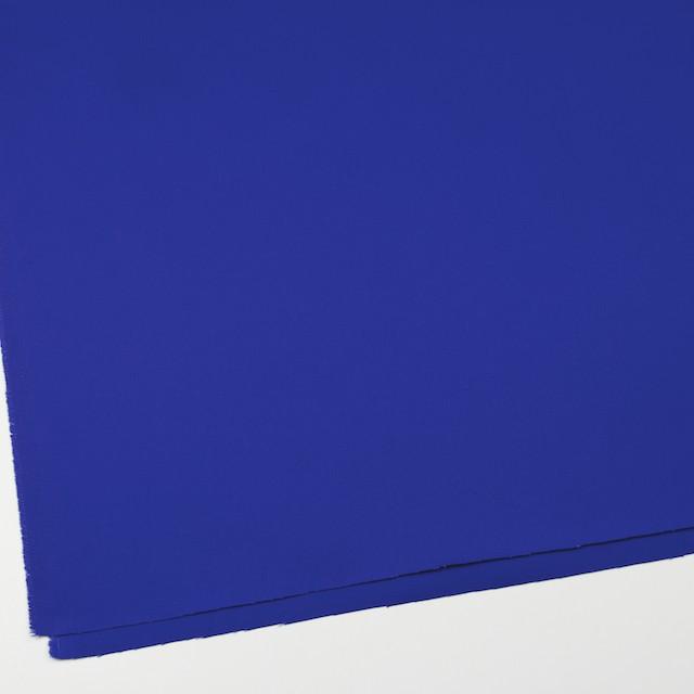 コットン&ポリウレタン×無地(ロイヤルブルー)×チノクロス・ストレッチ イメージ2