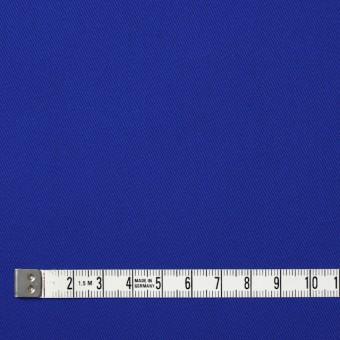 コットン&ポリウレタン×無地(ロイヤルブルー)×チノクロス・ストレッチ サムネイル4