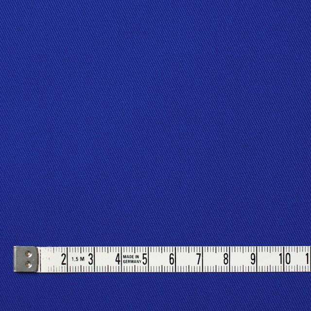 コットン&ポリウレタン×無地(ロイヤルブルー)×チノクロス・ストレッチ イメージ4