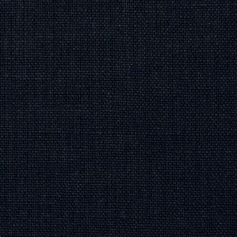 ヘンプ&コットン×無地(ブラック)×キャンバス サムネイル1