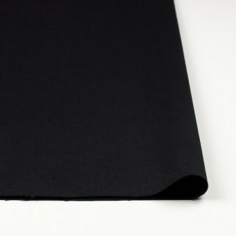 ヘンプ&コットン×無地(ブラック)×キャンバス サムネイル3