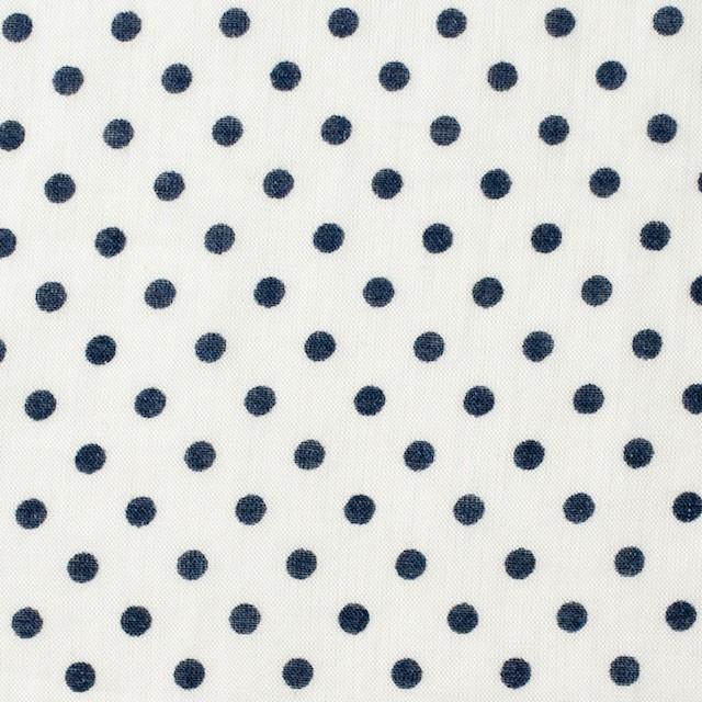 コットン×ドット(オフホワイト)×ローン_全4色 イメージ1