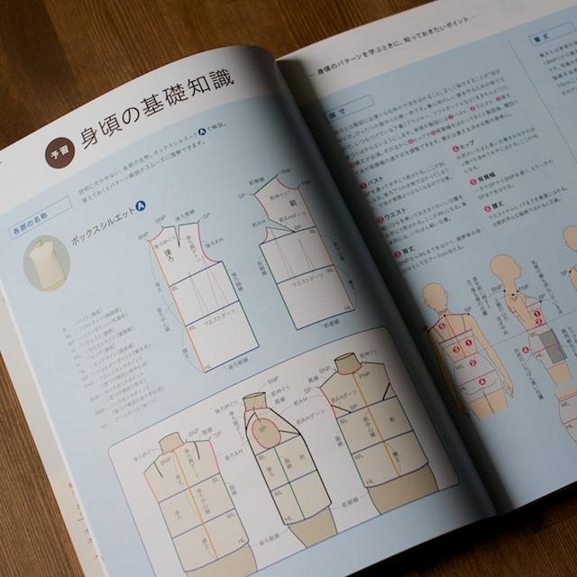 誌上・パターン塾 Vol.1トップ編(文化出版局編) イメージ2