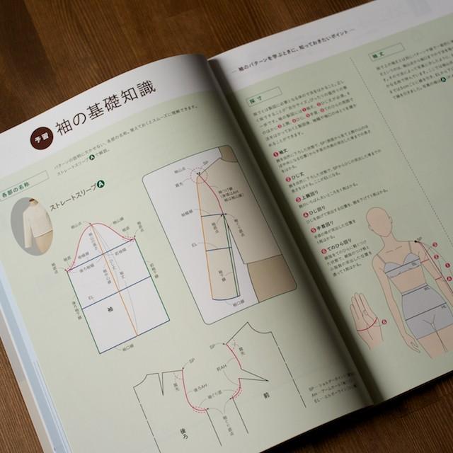 誌上・パターン塾 Vol.1トップ編(文化出版局編) イメージ3