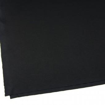 コットン×無地(ブラック)×スムースニット サムネイル2