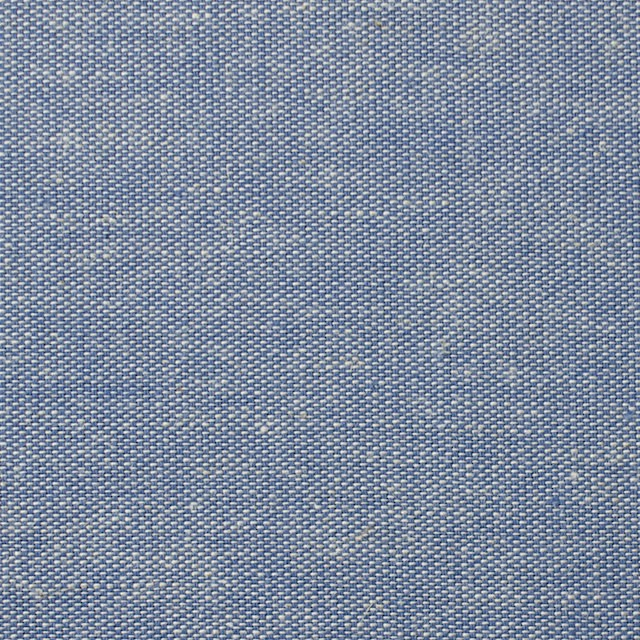 コットン&リネン×無地(ブルー)×ダンガリー イメージ1