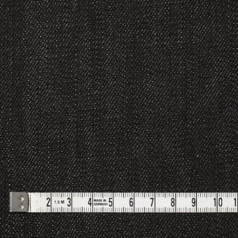 コットン×無地(ブラック)×デニム サムネイル4