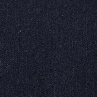 コットン&ポリウレタン×無地(インディゴ)×デニムストレッチ サムネイル1