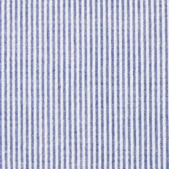コットン×ストライプ(ブルー)×サッカー_全2色 サムネイル1