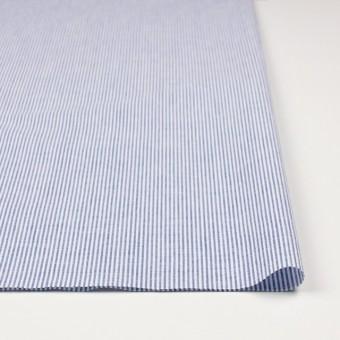 コットン×ストライプ(ブルー)×サッカー_全2色 サムネイル3