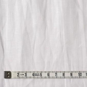 リネン&ラミー×無地(オフホワイト)×ボイルワッシャー サムネイル4
