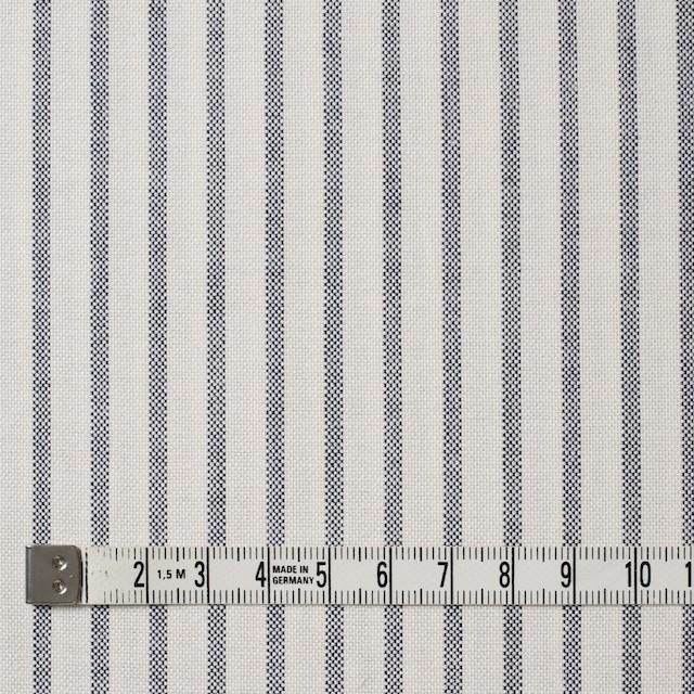 コットン×ストライプ(ダークネイビー)×オックスフォード_全3色 イメージ4