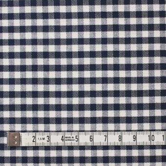 コットン×チェック(ダークネイビー)×オックスフォード_全2色 サムネイル4
