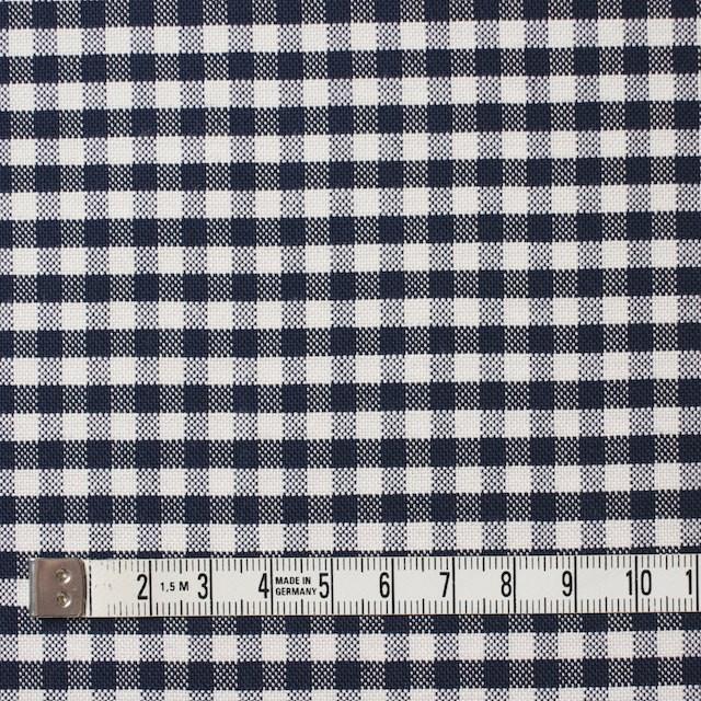コットン×チェック(ダークネイビー)×オックスフォード_全2色 イメージ4