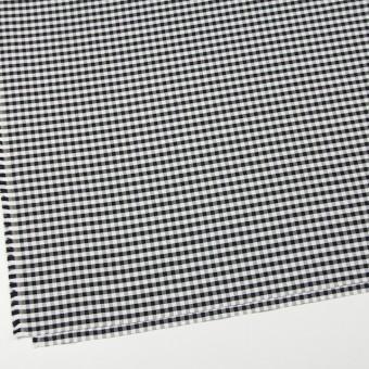 コットン×チェック(ブラック)×オックスフォード_全2色 サムネイル2