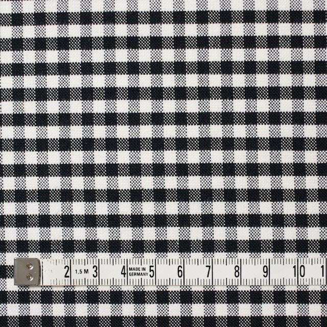 コットン×チェック(ブラック)×オックスフォード_全2色 イメージ4