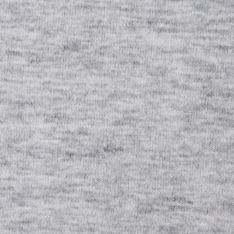 コットン×無地(杢グレー&ブラック)×W天竺ニット サムネイル1
