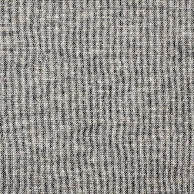 テンセル&レーヨン混×無地(グレー)×天竺ニット イメージ1