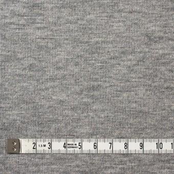 テンセル&レーヨン混×無地(グレー)×天竺ニット サムネイル4
