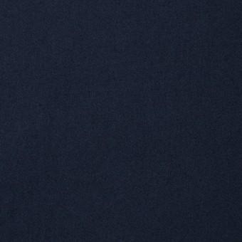 コットン&ポリウレタン×無地(ダークネイビー)×ギャバジンストレッチ サムネイル1