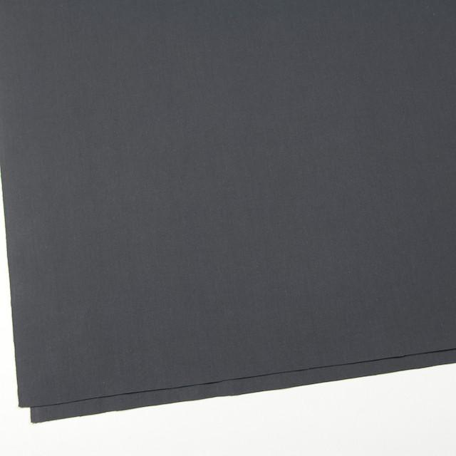 コットン×無地(グレー)×ブロード イメージ2