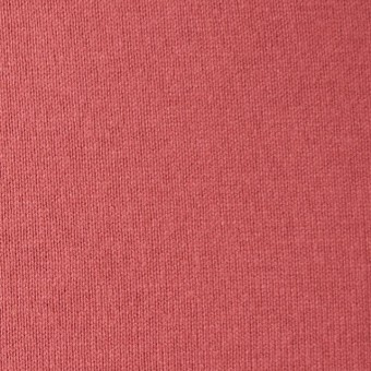 コットン×無地(スカーレット)×天竺ニット_全3色