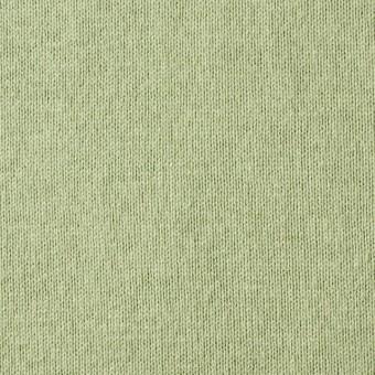 コットン×無地(グリーンティー)×天竺ニット_全3色