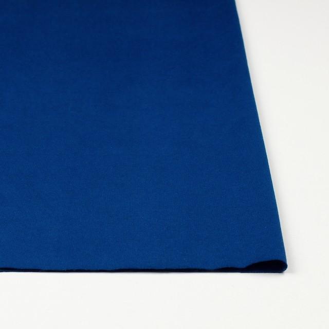 コットン×無地(ロイヤルブルー)×天竺ニット イメージ3