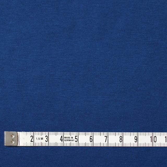 コットン×無地(ロイヤルブルー)×天竺ニット イメージ4