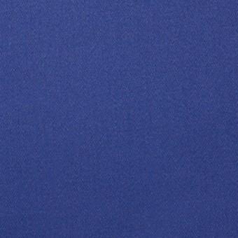 コットン×無地(ロイヤルブルー)×サテン_全3色
