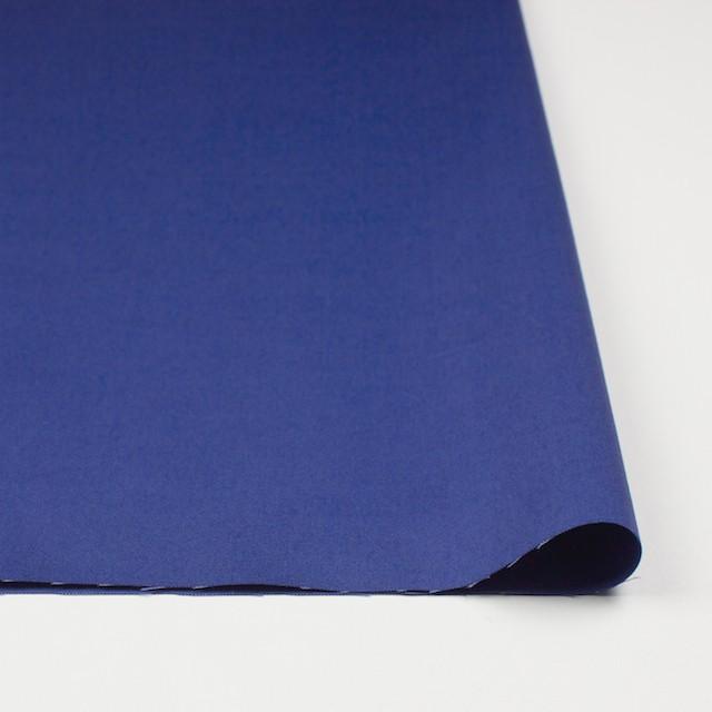 コットン×無地(ロイヤルブルー)×サテン_全3色 イメージ3