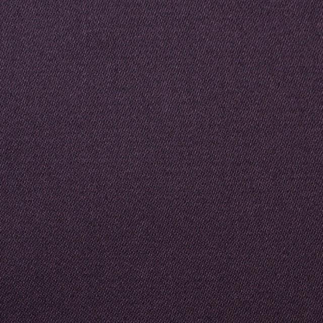 コットン×無地(グレイッシュパープル)×サテン_全3色 イメージ1