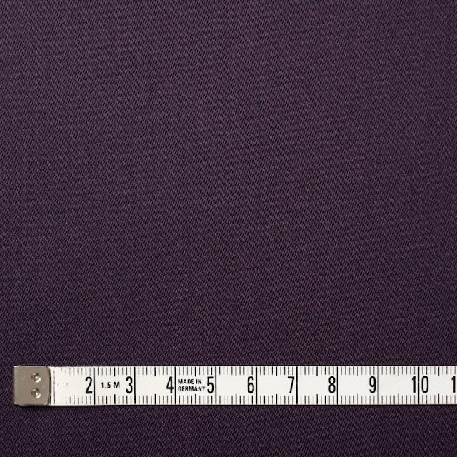 コットン×無地(グレイッシュパープル)×サテン_全3色 イメージ4