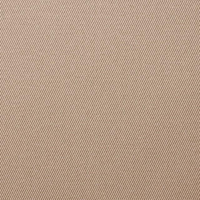 コットン×無地(ウォームベージュ)×チノクロス イメージ1