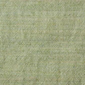 ウール&コットン×無地(グリーンティー)×起毛シャンブレー_全3色 サムネイル1