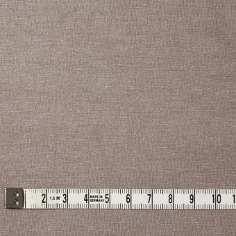 コットン&リヨセル混×無地(ローズグレー)×天竺ニット_全4色 サムネイル4