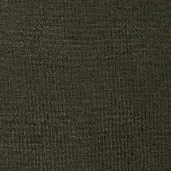 コットン&リヨセル混×無地(カーキグリーン)×天竺ニット_全4色