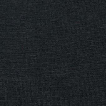 コットン&リヨセル混×無地(ブラック)×天竺ニット_全4色 サムネイル1