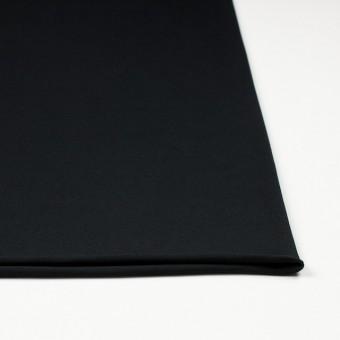 コットン&リヨセル混×無地(ブラック)×天竺ニット_全4色 サムネイル3