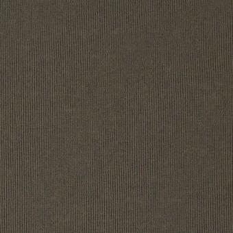 コットン×無地(カーキグリーン)×フライスニット_全2色