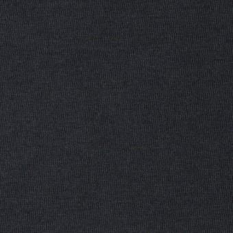 コットン×無地(ダークスレートグレー)×天竺ニット サムネイル1