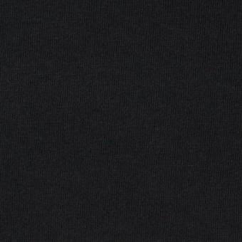 コットン×無地(ブラック)×天竺ニット サムネイル1