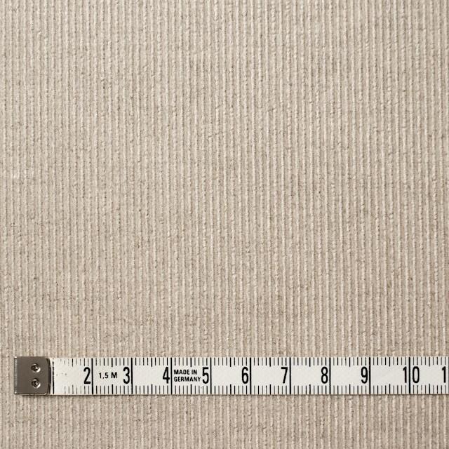 コットン&リネン×無地(グレイッシュベージュ)×細コーデュロイ_全4色 イメージ4