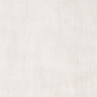 リネン×無地(オフホワイト)×ガーゼ_全5色_イタリア製