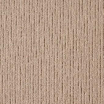 ウール×無地(ベージュ)×圧縮リブニット_全8色 サムネイル1